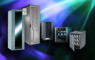 APW 19 inch cabinets