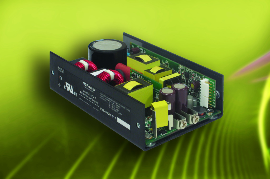 N2Power 260W AC-DC switching power supplies