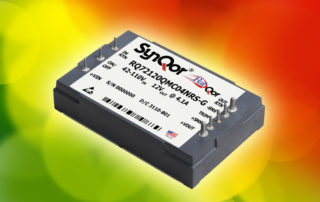 SynQor DC-DC Converters for Transportation Applications