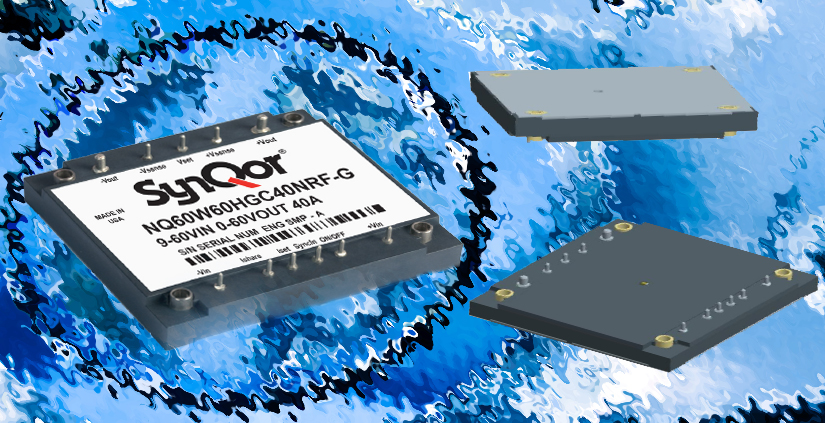SynQor DC-DC converter for high power battery-charging applications