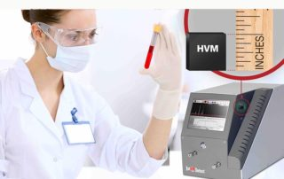 1st Detect, blood sample analysis, compact high-voltage power supplies, DC-DC power, high-voltage power supply, HVM, HVM Technology, Luso, Luso Electronics, Mass spec, mass spectrometers, MMS1000, Ultra Compact, ultra-small