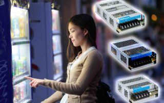 power supplies for vending machines