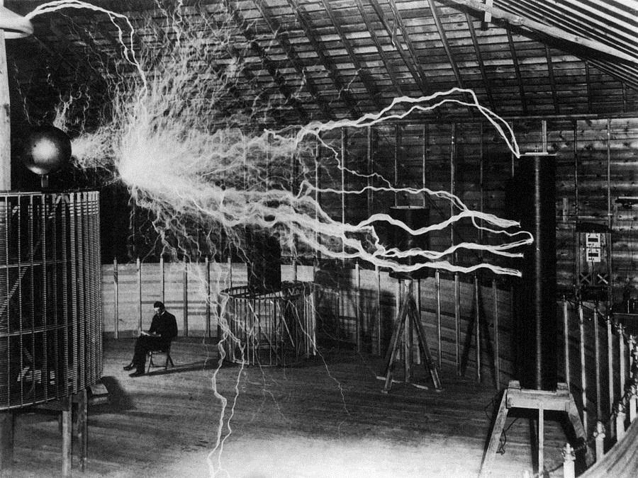 Nikola Tesla - Pioneer of Wireless Power